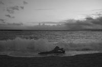 海岸 - MonochromePhoto