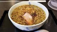 浅草 来々軒らうめん 青竹打ち  (新横浜ラーメン博物館) - 拉麺BLUES