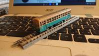 【模型】GM都電6000形を改造して作る名鉄モ570形 - 妄想れいる・・・私の妄想交通機関たち