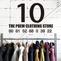 10 - the poem clothing store