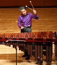 """Concert Review: """"Bach Parallels"""" - マリンバ奏者、名倉誠人のニューヨーク便り"""