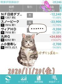 連日のゴロゴロ下落で最安値更新中のなめらかプリン銘柄( ;∀;) - にわか投資家はじめました。
