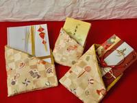 送金用の袱紗を作る - 老後の裁縫三昧