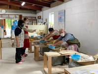 本日の陶芸教室 Vol,1164 - 陶工房スタジオ ル・ポット