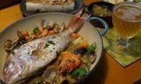 鯛 - 二つの台所
