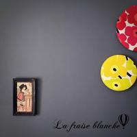 『アルザスの女の子』🎀 - 埼玉カルトナージュ教室 ~ La fraise blanche ~ ラ・フレーズ・ブロンシュ