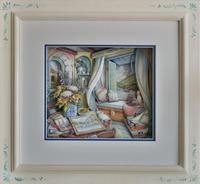 窓辺の風景 - シャドーボックス作品集