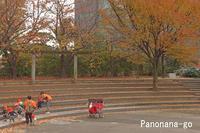 路線を漂う~港区の秋~ - ちょっくら、そのへんまで。な日常。