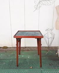 イギリスの折り畳み机 - CELESTE アクセサリーと古道具