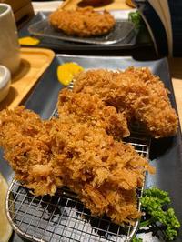 GoToイートかながわクーポンで、牡蠣フライととんかつ食べましたー。 - あれも食べたい、これも食べたい!EX