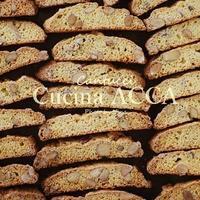 おなじみのビスコッティ:Cantucci(Biscotti di Prato) - Cucina ACCA(クチーナ・アッカ)