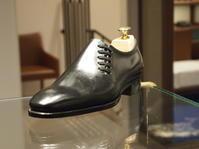 パターンオーダーでのご注文靴 - 銀座ヨシノヤ銀座六丁目本店・紳士ブログ