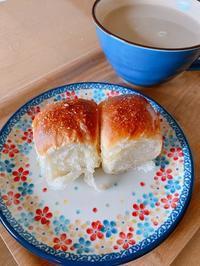 塩バターパン - ハッピーショコラ ぷらす にゃんこ