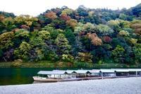 紅葉の嵐山 - g's style day by day ー京都嵐山から、季節を楽しむ日々をお届けしますー