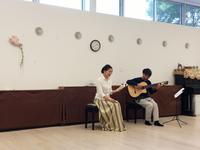 永岡かずみ展うわの空イベント【朗読とギターの夕べ】 - ルリロ・ruriro・イロイロ