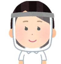【朗報】日本政府さん、食事中のフェイスシールド着用を事実上義務化する方針 - フェミ速