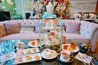 [ストリングスホテル 名古屋」2020年11月10日~2021年1月14日 期間限定開催中『プリンセスアフタヌーンティー ~ローマの休日~』 - 笑顔引き出すスイーツ探究