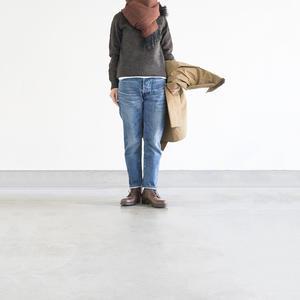 forme 7 Hole boot (Waxed fresh Brown) - un.regard.moderne