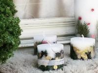 Shica_Shica_Candle * 手作りボタニカルキャンドルのWS体験♪ - ぴきょログ~軽井沢でぐーたら生活~