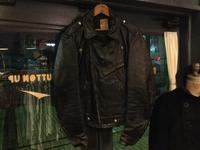 〜60's Taubers Of California leather MC jacket - BUTTON UP clothing