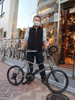 11月22日渋谷原宿の自転車屋FLAME bike前です - かずりんブログ