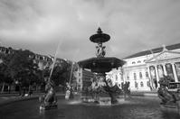 Praça de Rossio - S w a m p y D o g - my laidback life