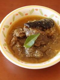 娘の週末カレー*牛すね肉のスリランカ・カレー - Baking Daily@TM5