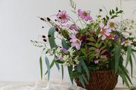 10月レッスンレポ 2 - mille fleur の花とおやつ