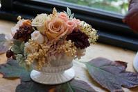 お供えの花 - mille fleur の花とおやつ