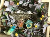 Welcomeリース - Ikuko's decoroom
