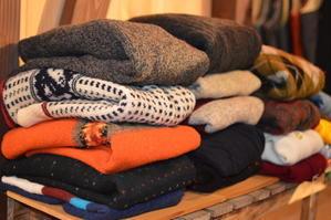 セーター大量・・・ -