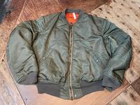 11月23日(月)入荷!実物60s FLIGHT JACKET  TYPE MA-1 Jacket MIL -J- 8279D ALPHA INDUSTRIES! - ショウザンビル mecca BLOG!!