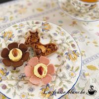 と或る日の『TARTINE』🌸💕 - 埼玉カルトナージュ教室 ~ La fraise blanche ~ ラ・フレーズ・ブロンシュ