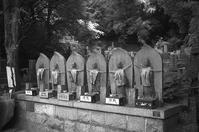 地蔵さん - MonochromePhoto