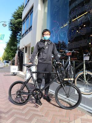11月23日渋谷原宿の自転車屋FLAME bike前です - かずりんブログ