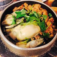 牡蠣と鳥の釜めしが美味しい!! - ハレクラニな毎日Ⅱ