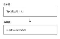『騎士どう』作中の中英語② - 山田南平Blog