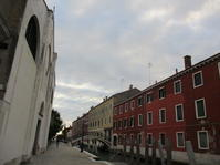 小説更新のお知らせ+ジュデッカ島 - fermata on line! イタリア留学&欧州旅行記とか、もろもろもろ