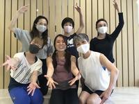 バレトンブラッシュアップを開催しました! - バレトン&バーワークスマスタートレーナー渡辺麻衣子オフィシャルブログ
