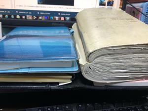 問われて学びを深める - お仕事ノート