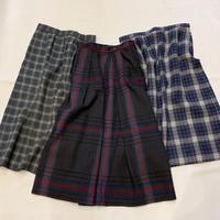 ミディ丈チェックスカート - 「NoT kyomachi」はレディース専門のアメリカ古着の店です。アメリカで直接買い付けたvintage 古着やレギュラー古着、Antique、コーディネート等を紹介していきます。