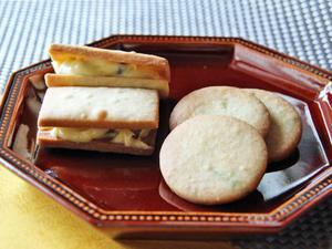 焼き菓子2種 - 美味しい贈り物