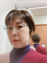 50前のイメチェン〜ショートヘアと丸メガネ - ねこちんの日常