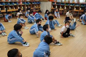 11月25日の活動 - 諏訪森幼稚園ブログ