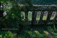 沈堕発電所跡-長窓から見える川 - Mark.M.Watanabeの熊本撮影紀行