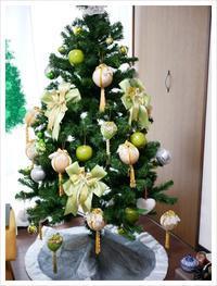 やっとクリスマスツリーを出しました('ω') - ほっこりほっこりしましょ。。