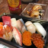 Go To Eatでお寿司のテイクアウト - 札幌駅近くのジェルネイルサロン☆nailedit:ネイルエディット