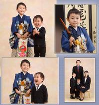 笑顔の七五三 - 中山写真館のブログです。