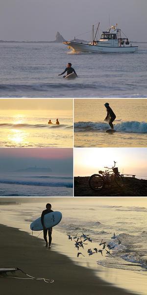 2020/11/26(THU) 今期お初の毛嵐の中でサーフィンでした。 - SURF RESEARCH