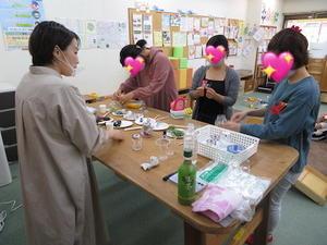 ママたちのための アロマスノードーム作り - 千葉の香りの教室&香りの図書室 マロウズハウス